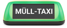 Müll-Taxi
